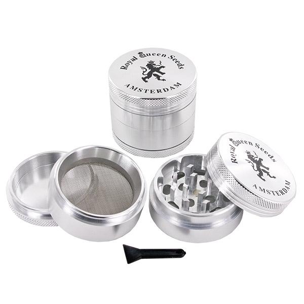 Metalen Grinder (4-delig)
