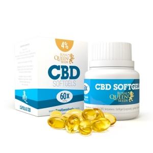 CBD-Oliecapsules 4%