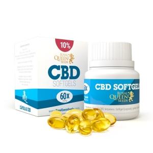CBD-Oliecapsules 10%