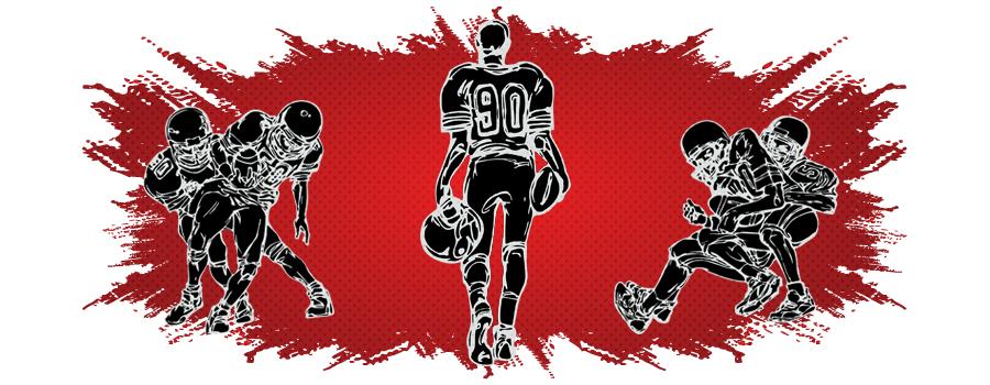 NFL pijn sport CBD behandeling