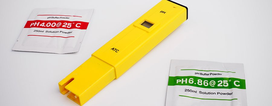 Cannabis Kweek Ph Meter