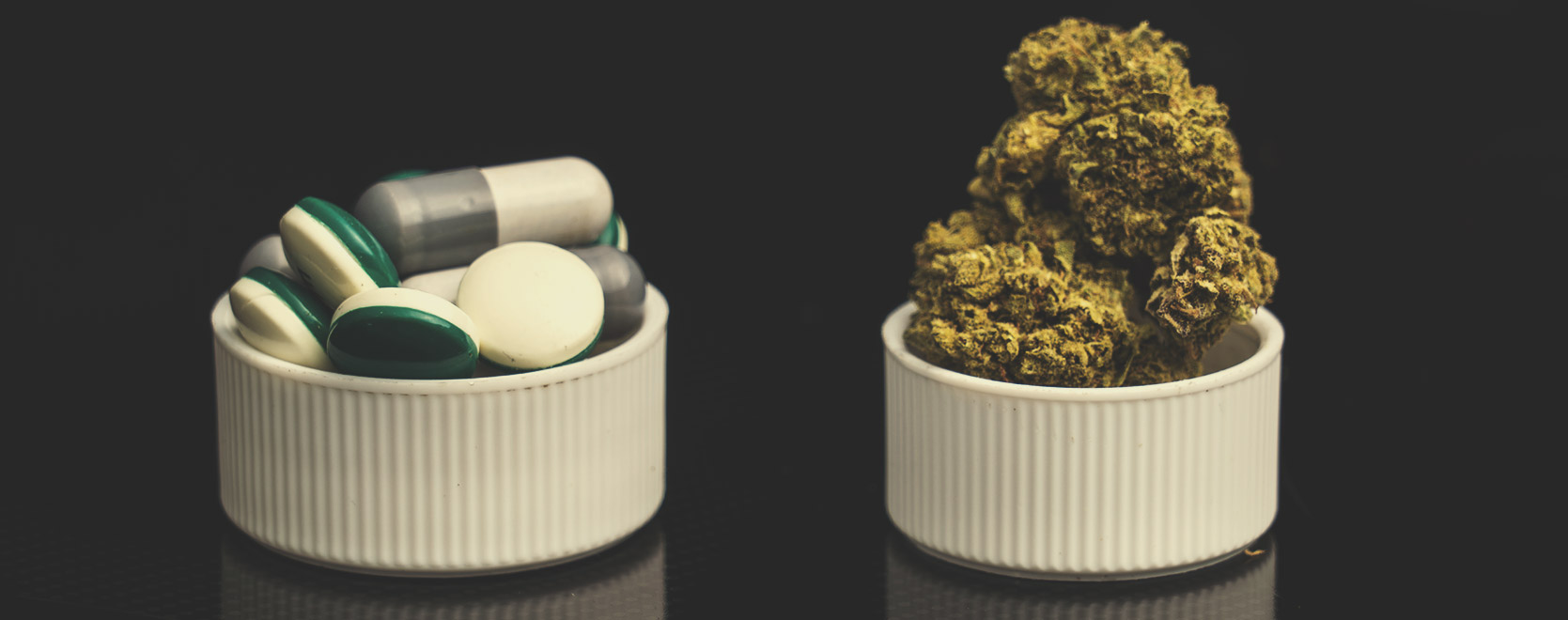 Wat gebeurt er als we opiaten met wiet combineren?