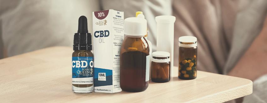 CBD Versus Ibuprofen